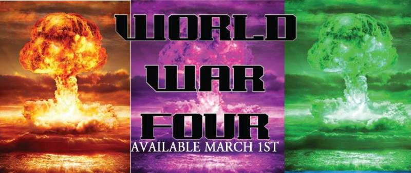 World War 4 banner